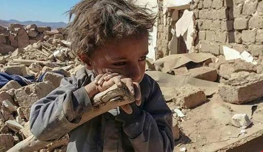 تزامنًا مع اليوم العالمي من أجل اليمن مطالبات بوقف العدوان السعودي وإنهاء الحصار
