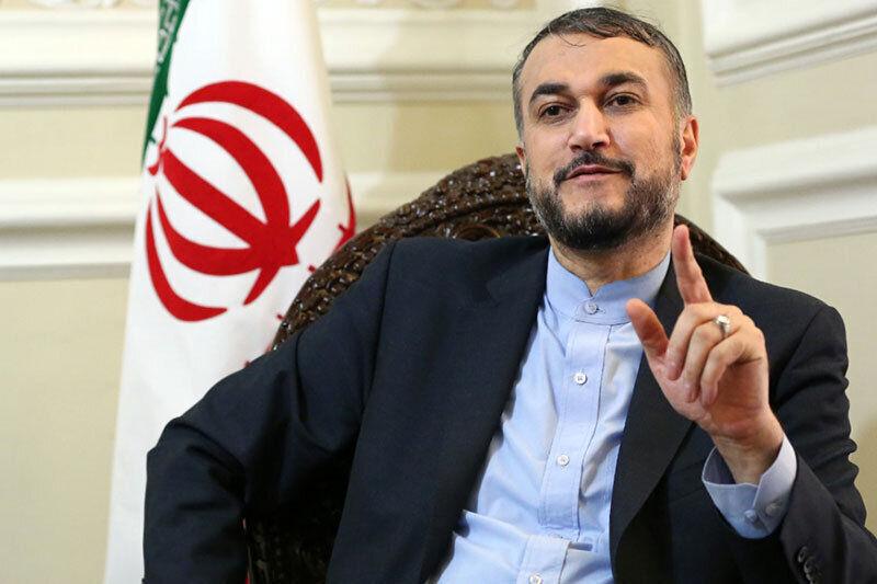 عبد اللهيان يستنكر جرائم النظام الخليفيّ بحقّ شعب البحرين