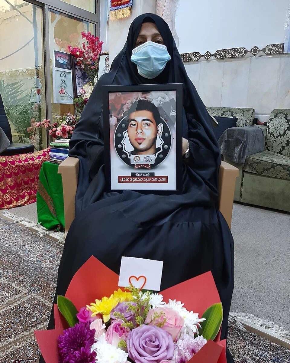 اجتماعيّة ائتلاف 14 فبراير تزور أُسر شهداء الحريّة