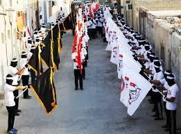 منظّمة الصاعقة في لبنان تحيي ائتلاف 14 فبراير وشعب البحرين في ذكرى الثورة
