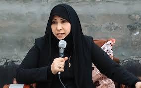 نائبة عراقيّة: مرّ على الشعب البحرانيّ عقد من الزمن وهو مصرّ على تحقيق مطالبه