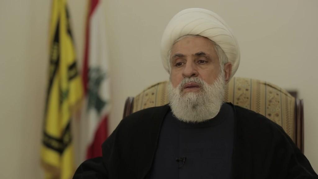 الشيخ نعيم قاسم: التطبيع خيانة للدين والعروبة وفلسطين وتخلٍّ عن القضيّة