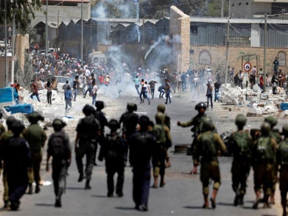 القوات الصهيونيّة تقتحم جبل العرمة في نابلس تمهيدًا للمستوطنين