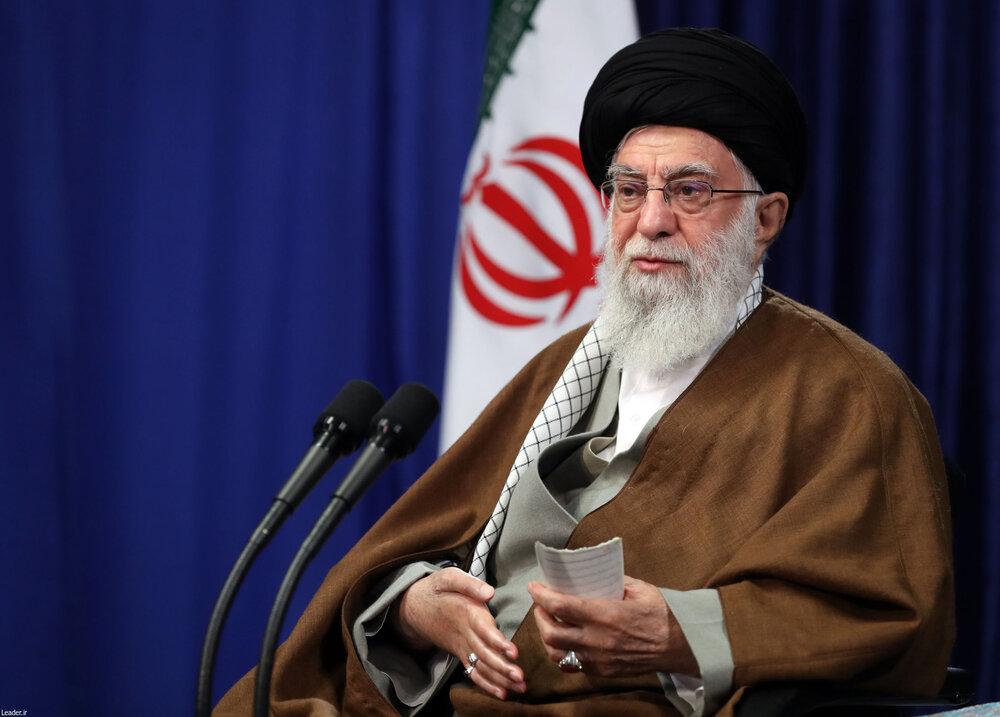 الإمام الخامنئي يبعث رسالة تعزية إلى السيّد نصرالله بوفاة «الشيخ أحمد الزين»