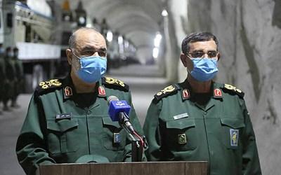 الحرس الثوريّ يعلن عن قدرات صاروخيّة بحريّة جديدة