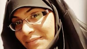 نسويّة ائتلاف 14 فبراير تشدّد على حقّ المعتقلة«زكيّة البربوري» بالحريّة
