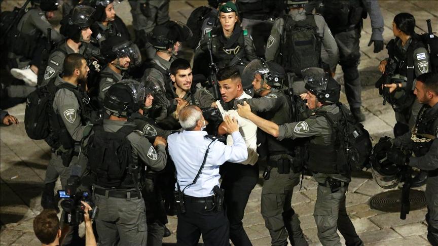 بيان: انتفاضة مقدسيّة رمضانيّة ضدّ التهويد الصهيونيّ وأذنابه الأعراب تحيي المشاعر والضمائر العربيّة