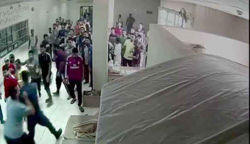 ائتلاف 14 فبراير يستنكر الاعتداء الخليفيّ الجديد على سجناء الرأي في سجن جوّ