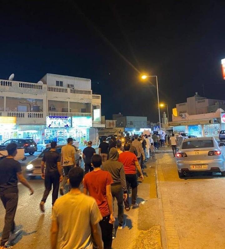 قوى المعارضة تحيّي شعب البحرين على حراكه وتدعو إلى الاستمرار وصولاً لـ«جمعة غضب الأسرى-2»