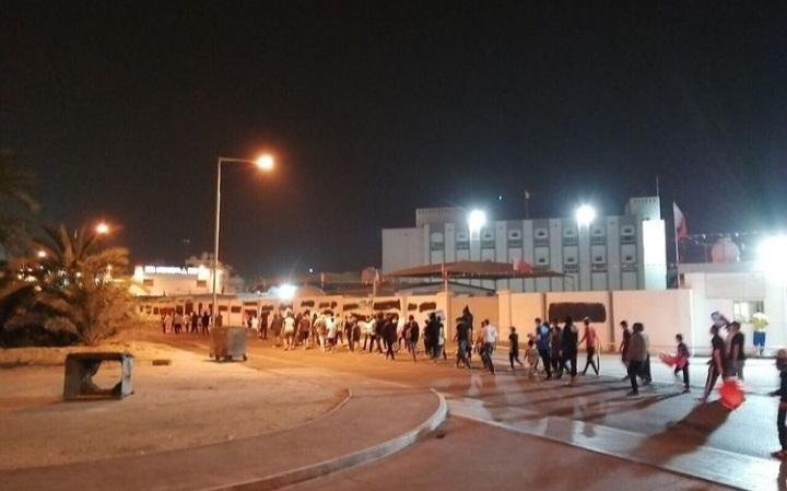 التضامن الشعبيّ مع المعتقلين السياسيّين يتواصل في البحرين