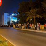 فعاليّات «أنقذوا سجناء البحرين» تتواصلفي البحرين