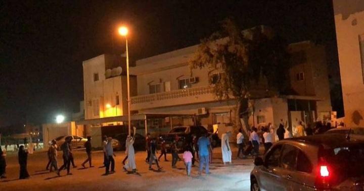 فعاليّات التضامن مع المعتقلين السياسيّين مستمرّة في البحرين