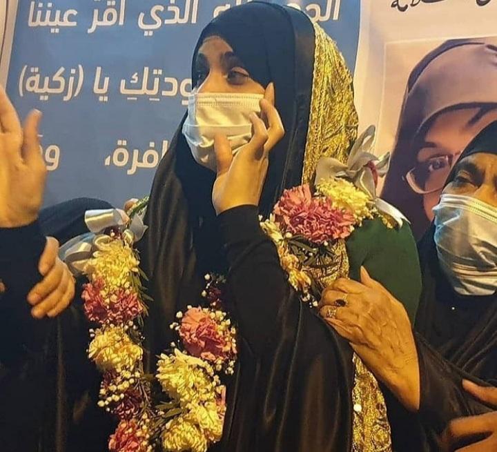 نسويّة ائتلاف 14 فبراير: البربوري أيقونة الثورة التي لا تتغيّر