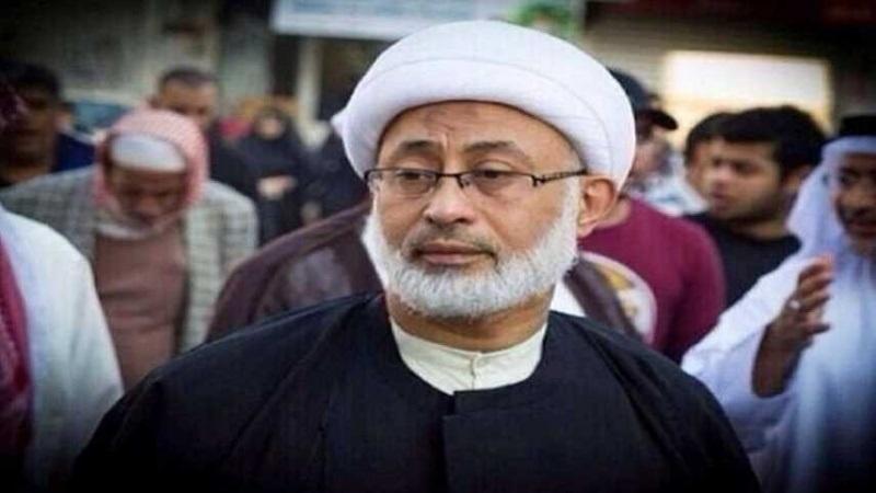 معتقل الرأي الشيخ ميرزا المحروس يدخل في إضراب عن الطعام