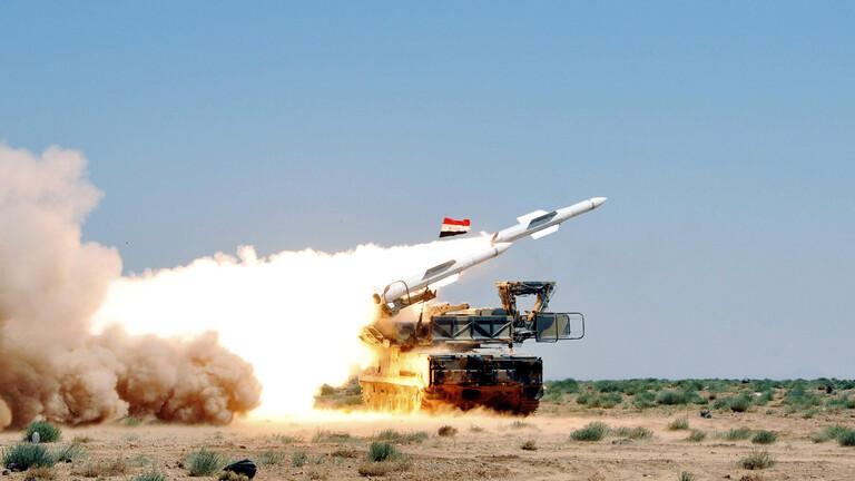 الدفاعات الجويّة السوريّة تحبط هجمات الكيان الصهيونيّ الصاروخيّة على دمشق