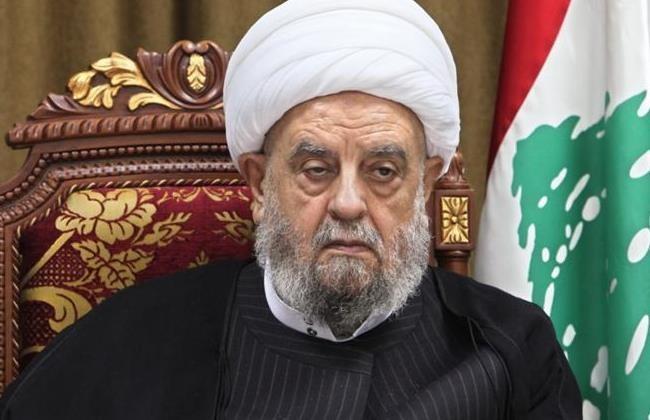 الشيخ قبلان يدعو العرب مسلمين ومسيحيين إلى مساندة الفلسطينيّين