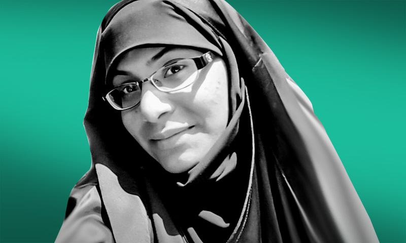 دعوات إلى وقفة تضامنيّة معمعتقلة الرأي «زكية البربوري»