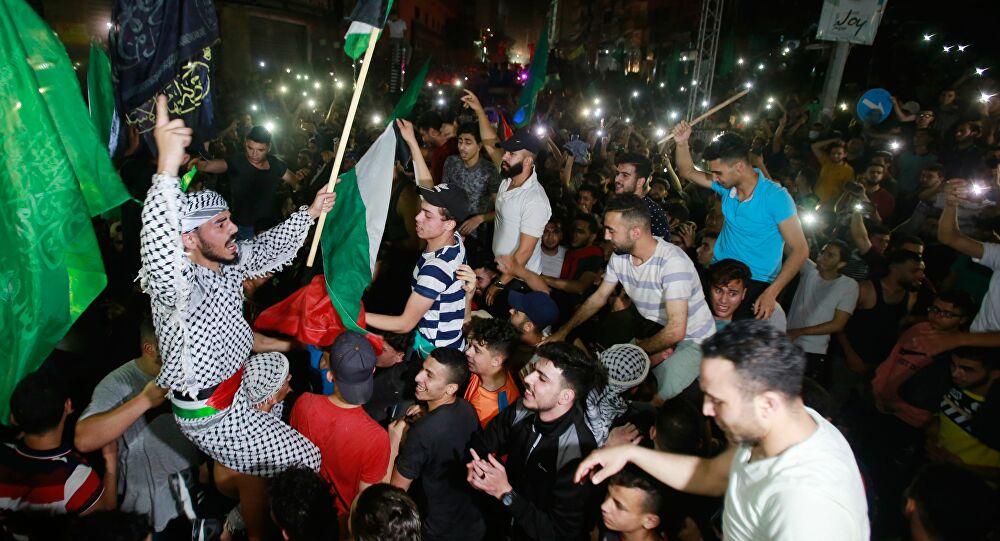 ائتلاف 14 فبراير يبارك للفلسطينيّين نصرهم في معركة«سيف القدس»