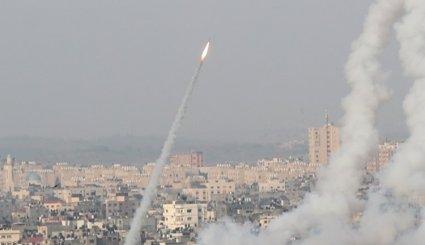 الصهاينة في مرمى صواريخ المقاومة الفلسطينيّة