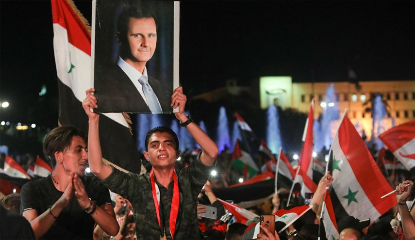 بيان: نبارك لسوريا العروبة قيادةً وشعبًا عرسها الانتخابيّ الديمقراطيّ بعد عقد من العدوان الكونيّ الجائر