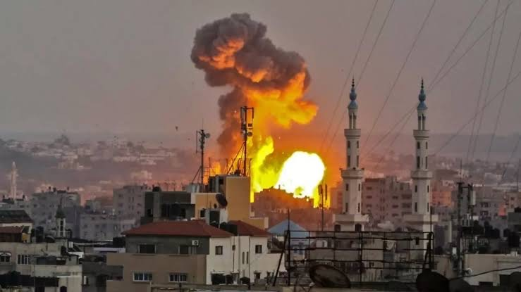 ارتفاع حصيلة العدوان الصهيوني على غزة : 145 شهيدًا و1000 جريح