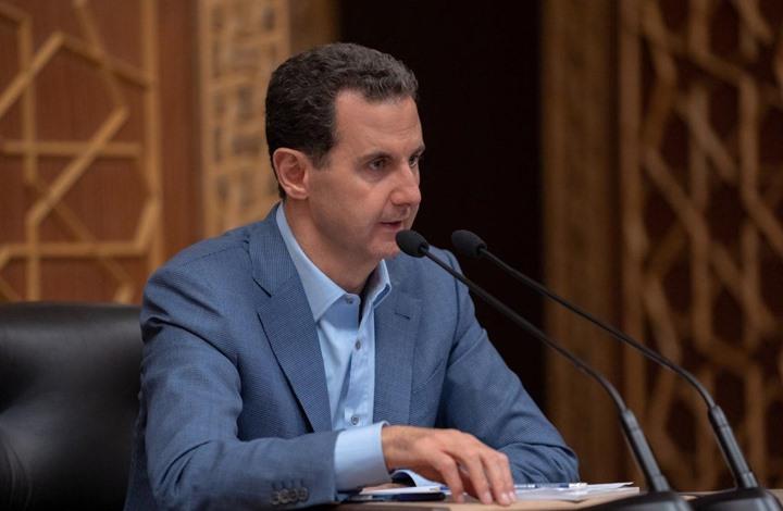 الأسد عقب فوزه:ممارسة الديمقراطية تحدي و تعبير عن الولاء الصادق للوطن