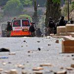 الفلسطينيّون يتصدّون بشراسة لقوّات الاحتلال الصهيونيّ