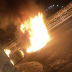 غضب شعبيّ وفاء للشهيد «حسين بركات»