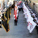 ائتلاف 14 فبراير يبارك للفلسطينيّين تحرّر 6 أسرى
