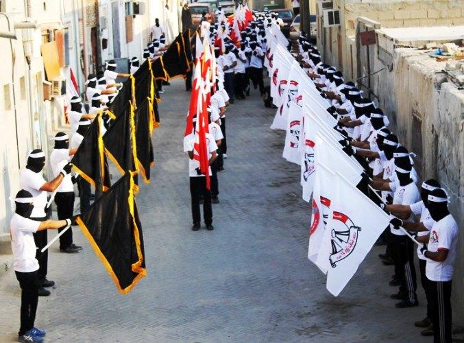 ائتلاف 14 فبراير يعاهد الأسرى على العمل المتواصل لتحريرهم