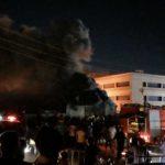 ائتلاف 14 فبراير يعزّي بضحايا فاجعة مستشفى الحسين
