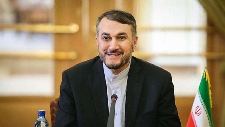عبد اللهيان: نمدّ يد الصداقة لكلّ دول المنطقة