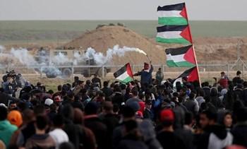بمهرجان مخيّم العودة الجهاد الإسلاميّ: حريق الأقصى لن ينطفئ حتى رحيل الاحتلال