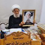 زيارة تضامنيّة لسماحة الشيخ الجدحفصي
