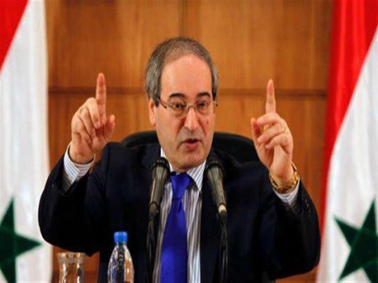 الخارجية السورية تؤكد حيادية لجنة مناقشة الدستور
