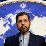 الخارجيّة الإيرانيّة تنتقد بشدّة بيان «الدول الأربع» لأنّه يخدم الصهاينة