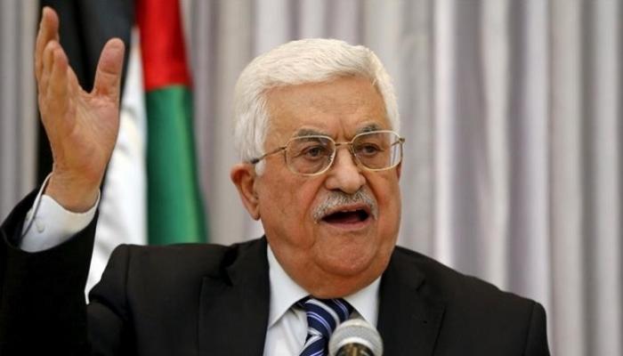 الرئيس الفلسطيني للمجتمع الدوليّ: أمام الكيان الصهيونيّ عام واحد للانسحاب من الأراضي المحتلّة