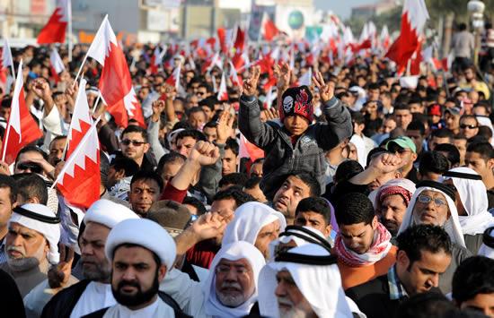 ائتلاف 14 فبراير يؤكّد وقوفه مع المعارضة والشعب خلف راية الفقيه القائد قاسم