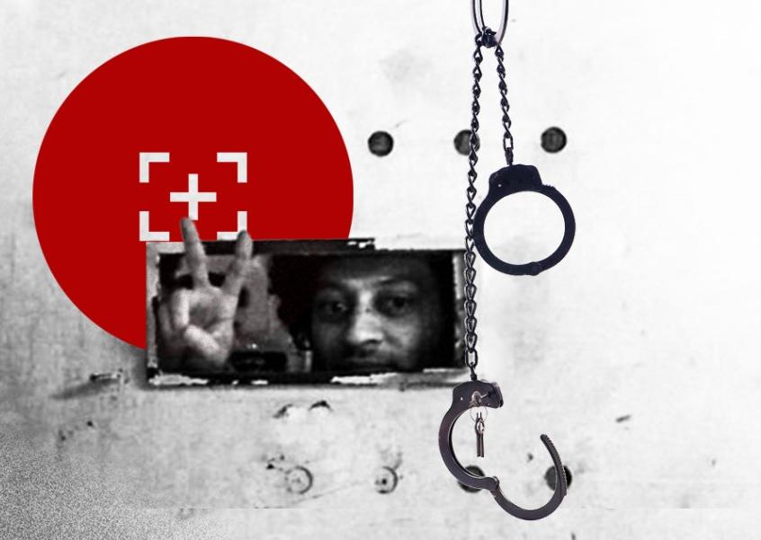 رابطة الصّحافة البحرينيّة تطالب بالإفراج عن المصوّر «أحمد حميدان»