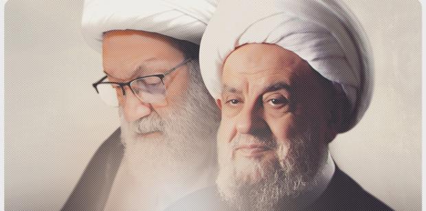 الفقيه القائد قاسم يعزّي برحيل «الشّيخ عبد الأمير قبلان»