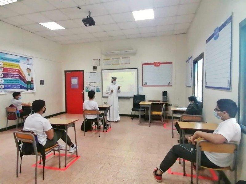 ائتلاف 14 فبراير يحيّي المعلمّين والطلبة فيبداية العام الدراسيّ الجديد