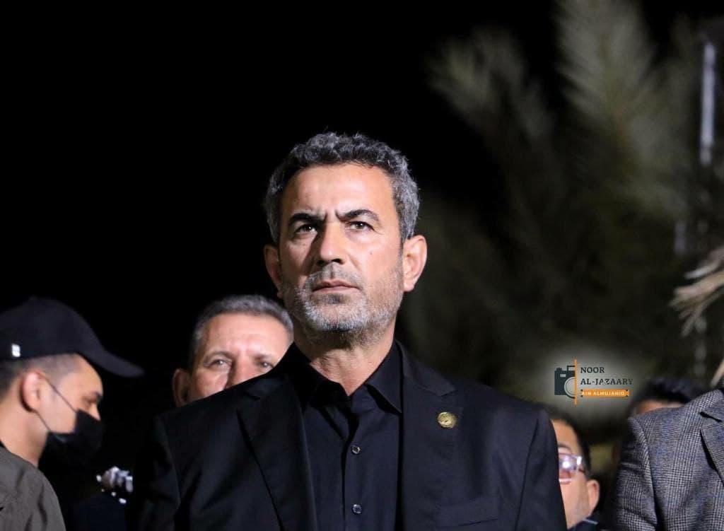 تعزية ائتلاف 14 فبراير لرئيس أركان الحشد الشعبيّ بوفاة والده
