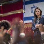 وزيرة الداخليّة الصهيونيّة من أبو ظبي: الدولة الفسلسطينيّة لن تقام أبدًا