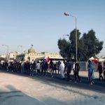 تظاهرات رفض التطبيع في البحرين تتواصل