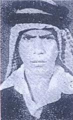 علي بن أحمد بن محمد بن حجي أحمد السعيد
