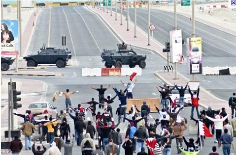 «الائتلاف» يهيب بأبناء الشعب البحریني إعلان النفیر العام في ليلة الإضراب
