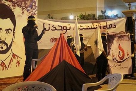جماهير الثورة على موعد مع «اعتصام فبراير» مساء اليوم
