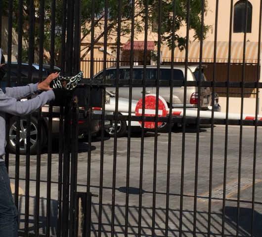 قبضات الثوّار تسيطر على مبنى «بريد سند» خلال الجولة الميدانية الأولى