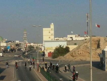 «الجولة الميدانية الثانية» تنطلق في أنحاء البحرين ضمن استحقاق «عصيان العزّة»