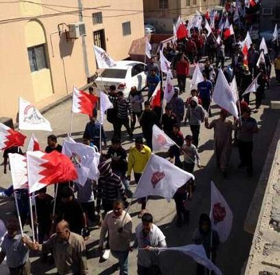 «حشود جماهيرية» تُشارك في الجولة الميدانية الثانية تحت عنوان «الثورة مستمرة»